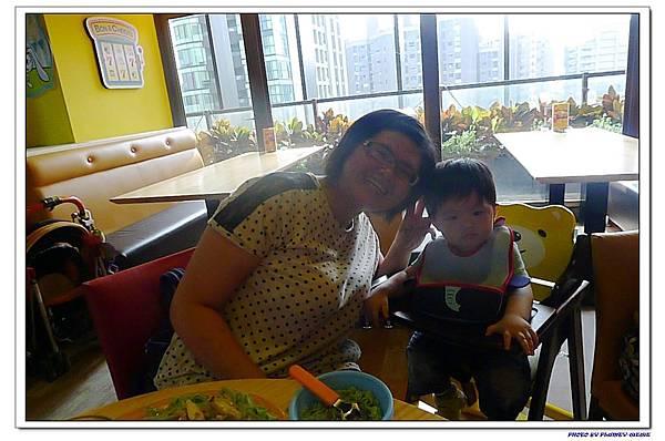棒恰恰歡樂親子餐廳聚會 (7)