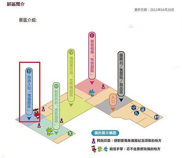 台北偶戲館展區簡介2