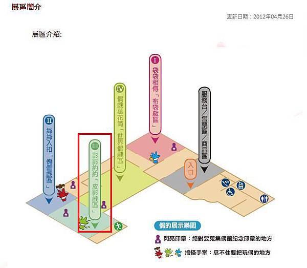 台北偶戲館展區簡介3