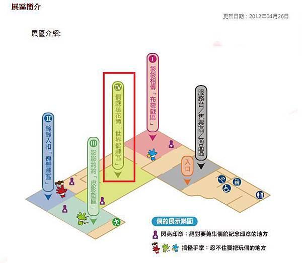 台北偶戲館展區簡介4