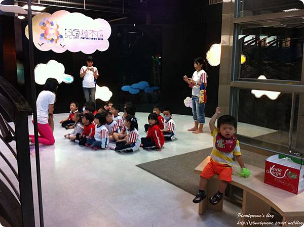 國美館-兒童繪本區