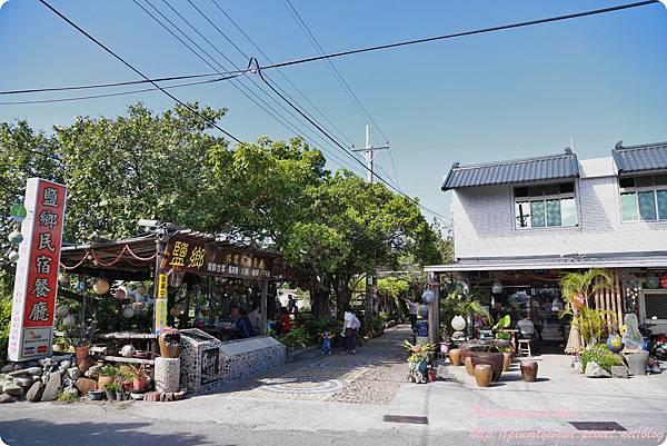 鹽鄉民宿休閒餐廳-室外篇 (7)