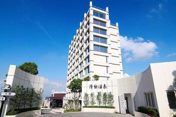 清新溫泉飯店1