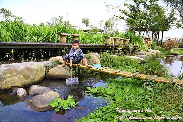花泉農場-2抓魚撈蝦摸蜆 (11).JPG