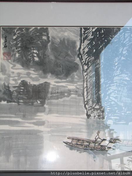 白雲石-灕江漁家
