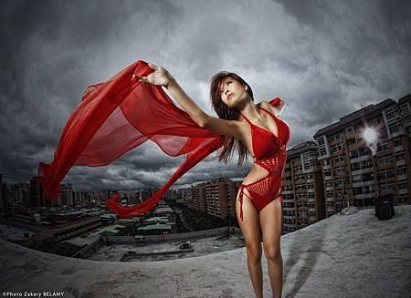 攝影ZAKARY BELAMY,模特兒CLEOPATRA