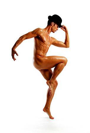 攝影ZAKARY BELAMY,魔術師/電視主持人/舞者模特兒Laurent Beretta