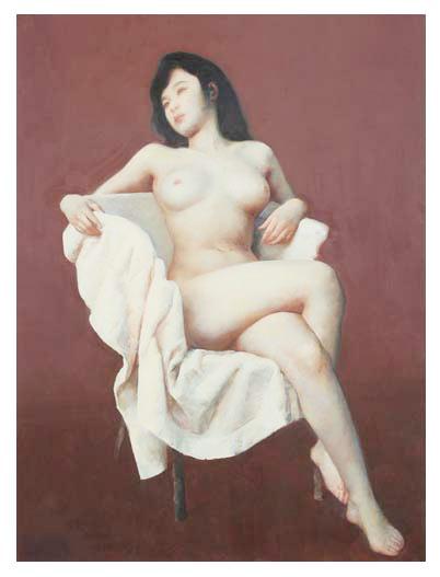 艾軒油畫夏日的午後--翻拍自網路拷貝