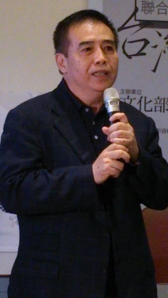 台北市影片商業公會理事長陳俊榮