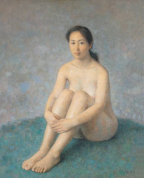 朱春林油畫8