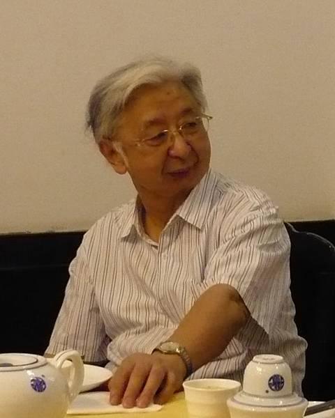 漫畫家繆印堂 (攝影 鄭松維)