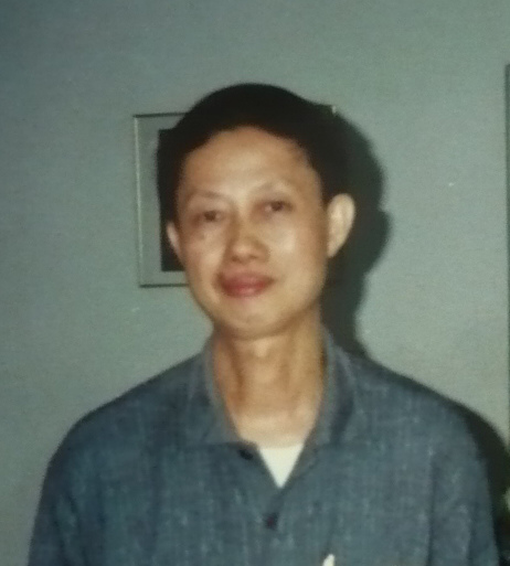 漫畫家方唐 (攝影:鄭松維)