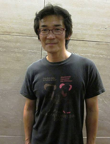 台灣電影票房冠軍編導及監製魏德聖 (攝影:方水享) (1) (1) (1)