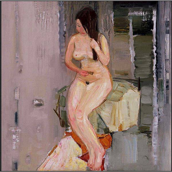 戴士和的《人體油畫》(2007)
