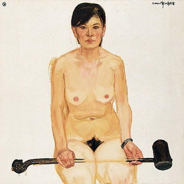 戴士和的人體油畫(2008)