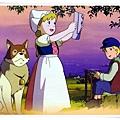 《龍龍與忠狗》改編自英國小說《法蘭德斯之犬》(1872)