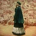 龐茂琨《牧羊》149x158cm (1988)