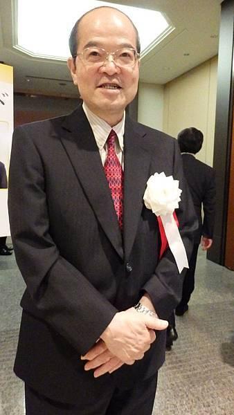 日本東京國立博物館館長錢谷真美,為這次近年來台日文化交流最受矚目的「神品至寶」大展盡心盡力,讓日本各界有機會親賭台灣故宮的國寶文物。(攝影組)
