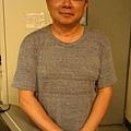 台灣電影界知名製片黃志明先生接受《多汁報》專訪 (方水享攝影)