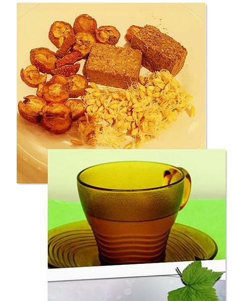 廖婉絨中醫師分享一帖中秋「消食茶」,可化解攝入過多的油脂和澱粉,以免秋節後肥油上身