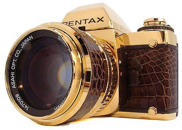 PentaxLX_gold_Xa相機