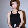 《寒蟬效應》女主角郭采潔於韓國釜山電影節首映後分享會