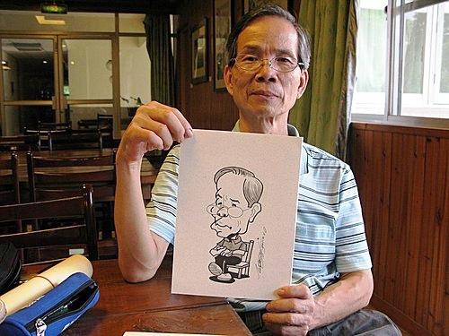 漫畫家陳國進