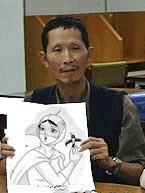 漫畫家紀厚博