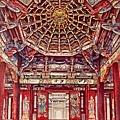 王雙寬的「台灣百廟」之 17畫作