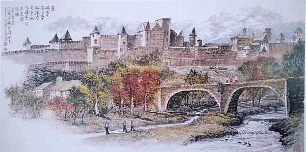 王南雄的現代水畫作啟發了當代的統水墨繪畫許多新意,深受藝術界的重視與期許