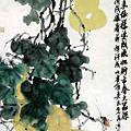 吳民先大師書畫作品2
