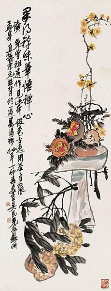 吳民先大師畫作1