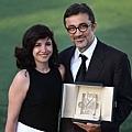 土耳其電影編導演與製片「最佳拍檔」錫蘭夫婦,以《冬日甦醒》榮獲2014年坎城影展最佳影片