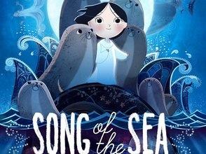 入圍本屆奧斯卡金像最佳動畫長片獎的《海洋幻想曲Song of the Sea》 (擷自奧斯卡官網)