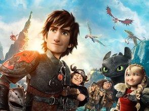 入圍本屆奧斯卡最佳動畫長片獎的《馴龍高手(2)》是該系列動畫二度入圍,也是《輝耀姬物語》的勁敵 (擷自奧斯卡官網)