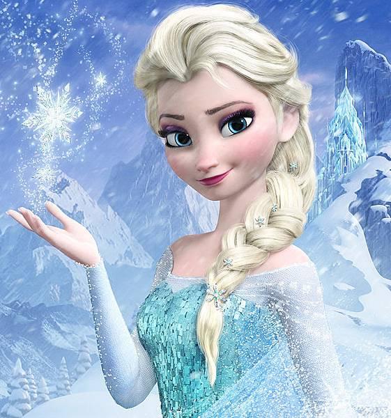 《冰雪奇緣》艾莎於《時代》雜誌2014年15大虛擬角色評選中奪冠