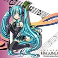 遊戲軟體的虛擬歌手:初音未來(Hatsune Miku)也辦演唱會及出唱片