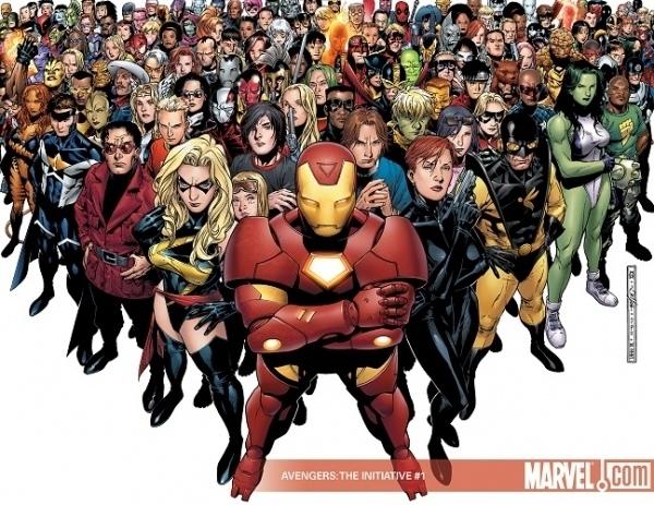 Marvel 漫威漫畫