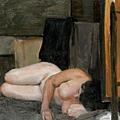 王宏劍《人體畫》曾於2011年以30萬8千人民幣成交