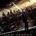 《即刻救援 Taken 3》(2014)的電影海報,狄恩.韓普瑞(Dean Humphreys)是該片的混音師
