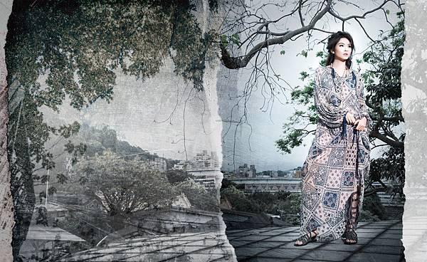 溫慶珠2015SS春夏系列-Princess BOHO波西公主
