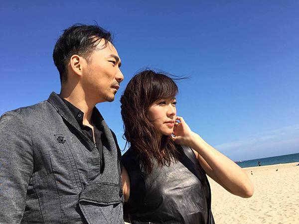 【百日告別】男女主角石頭林嘉欣於釜山影展