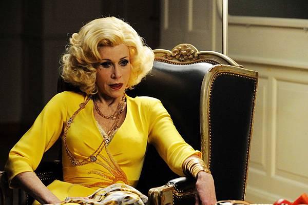 珍芳達在《年輕氣盛》飾演一名過氣女神,戲份關鍵搶眼,蓄勢搶進奧斯卡