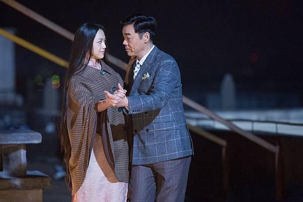 華聯國際提供05談到片中的親密戲份,劉青雲爆料導演常叫演員「自己搞!」
