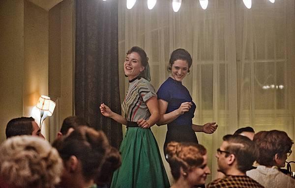 影后芙麗德莉可貝許特(Friederike Becht)《謊言迷宮》詮釋60年代德國年輕人的享樂心情