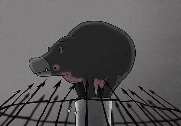 設計師李冠廷作品-動物圈養展示表演管理的潰敗