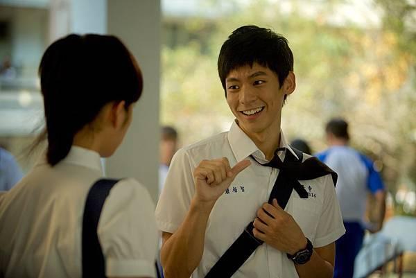 華聯國際提供5歐陽妮妮稱蕭柏智(林柏宏飾)是心中最佳暖男‧每個女生都很喜歡他