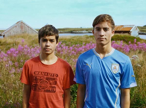名導兒子被星探相中《奧斯陸少年有點煩》小帥哥不當明星想踢足球