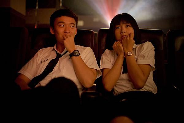 華聯國際提供7:董子健與顏卓靈兩人真正初見面時一見如故,沒有太大陌生感。