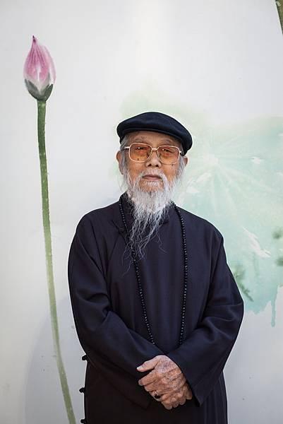 畫荷大師張杰日前病逝,追思儀式將於7月22日(五)1330於台北基督之家舉行 (1)